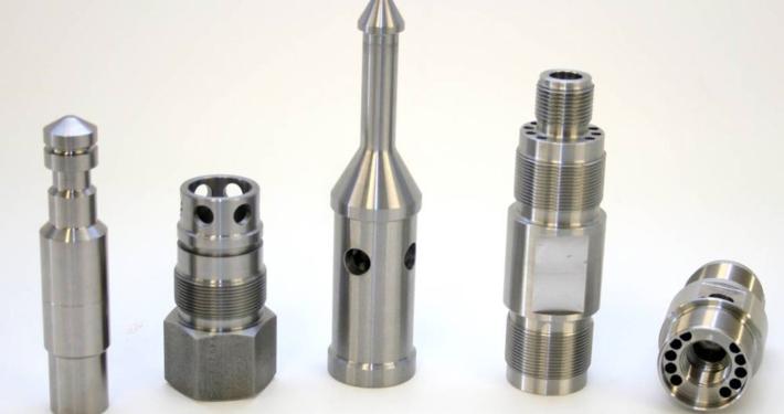 Producción de piezas a medida en Anco Mecanizados S.L